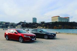 Melyiket választanád? #car #autó #mazda #mazda6 #kodo