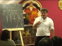Géczy Gábor előadása az önellátásról