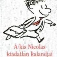 Ezt olvassuk - A kis Nicolas
