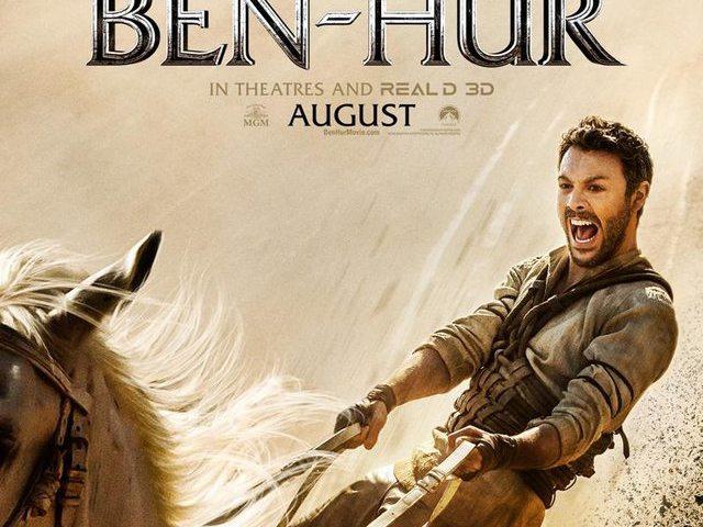 Ben-Hur online film, 2016