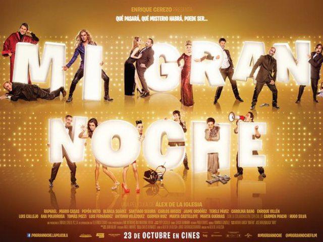 Micsoda Spanyol éjszaka online film