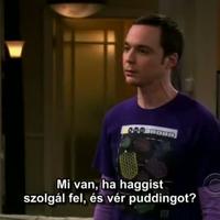 Film online ingyen letöltés nélkül azonnal nézhető: Agymenők The Big Bang Theory 4. évad 17. rész (The Toast Derivation) magyarul
