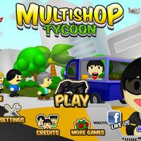 Multishop Tycon - szimulációs játék