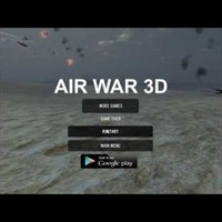 Klasszikus légi csaták 3D-ben - Air War 3D Classic