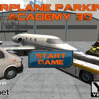 Parkolás repülővel 3D-ben