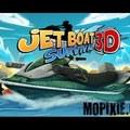 Jet-ski küldetés 3D - Jet Boat Survival 3D