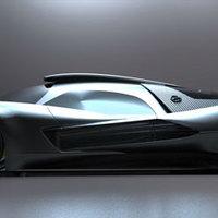 Mercedes-Benz SL GTR Concept