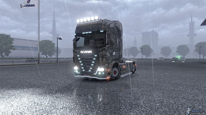 Euro Track Simulator 2.