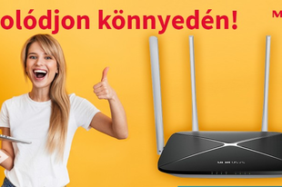Mercusys wifi router