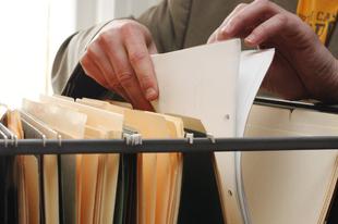 Iratrendezés és archiválás