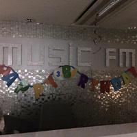 Boldog születésnapot Music Fm!