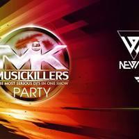 Ha estére nincs programod, akkor 4. Music Killers Party