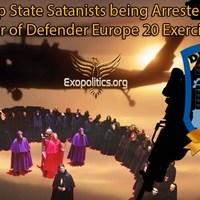 Letartóztatják-e a mély állam sátánistáit a Defender Europe 20 gyakorlatok során?
