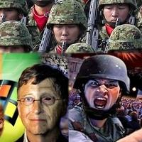Bill Gates átad mindent Kínának, mivel a titkos háború folytatódik