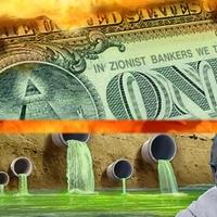 Az USA vállalat nem tudta teljesíteni a fizetési kötelezettségét határidőre, és azzal fenyeget, hogy megmérgezi a világ ivóvízkészleteit