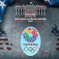 Az amerikai elnökválasztás, és a Tokiói Olimpia törölve? Tervezett világjárvány a világkormány bevezetésére