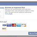 Facebook hirdetést mindenkinek?