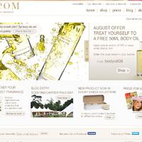 Organikus luxus- NEOM Luxory Organics