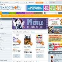 Alexandra Online.hu - Mert olvasni jó.