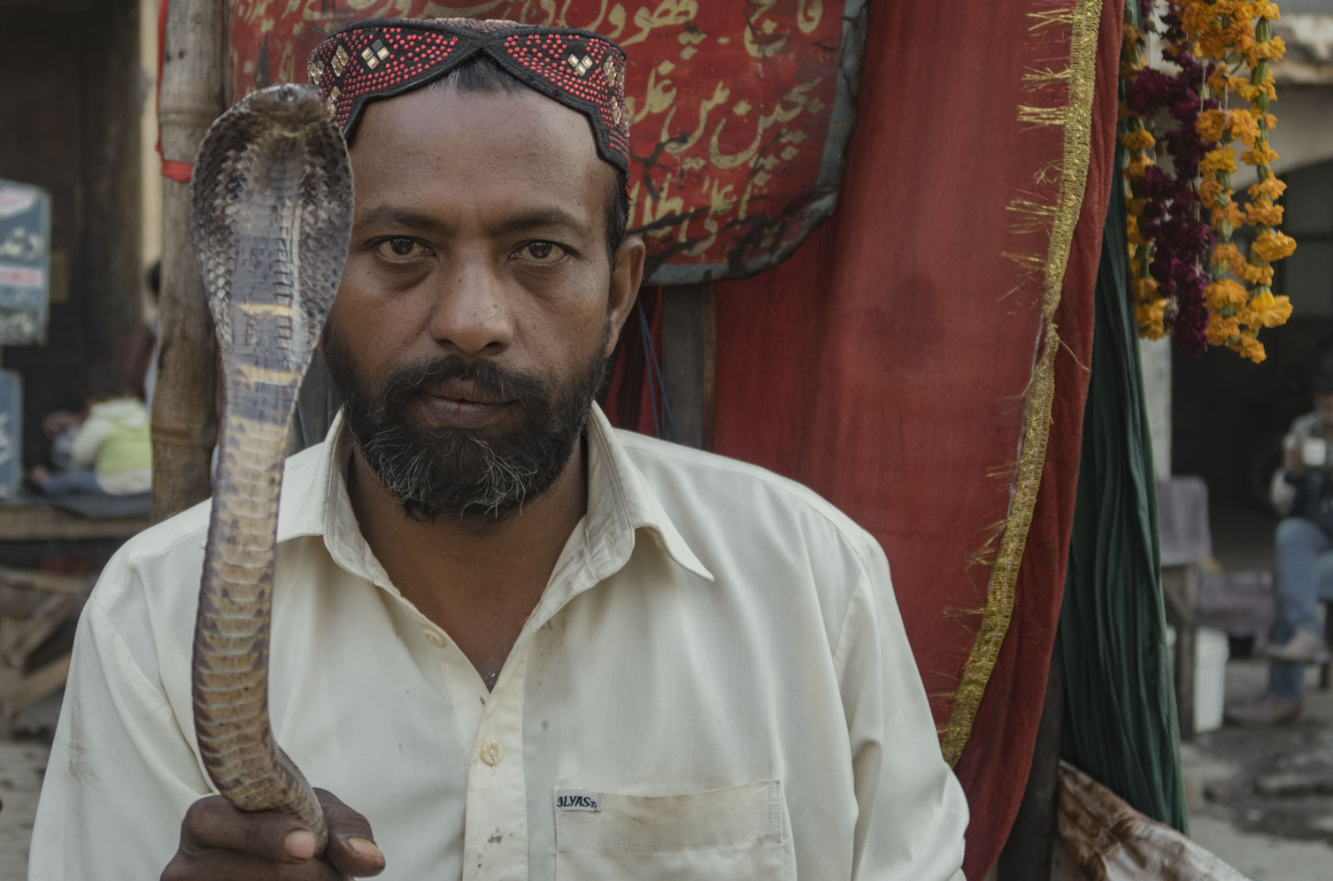 Ő Lahore Utcai főorvosa