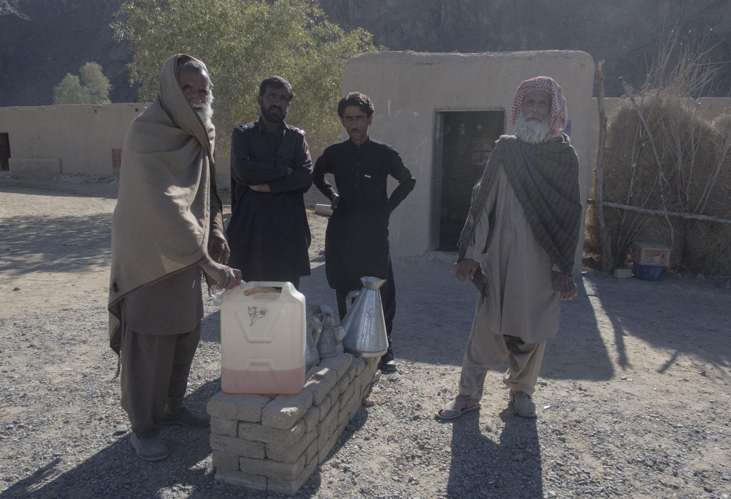 beludzsi benzinkút