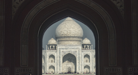 Delirium by the Taj Mahal