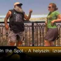 Izrael - jan. 2. 22:00