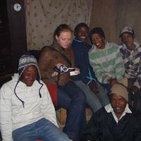 Dél-Afrika gettói