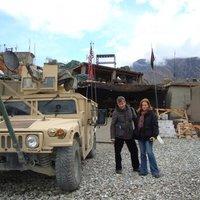 Katonai bazis, Afganisztan
