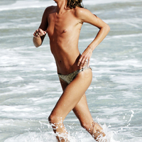Nude Beach: Amanda Righetti