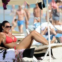 Nude Beach: Nicole Minetti