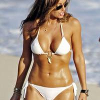 Nude Beach: Rachel Uchitel