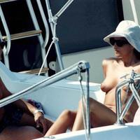Nude Beach: Monica Bellucci