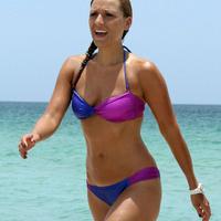 Nude Beach: Simone Lambe Ballack
