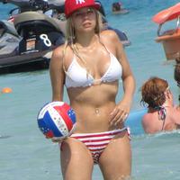 Nude Beach: Sacha Parkinson