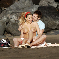 Nude Beach: Michelle Bass