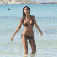 Beach paparazzi: Federica Nargi