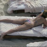 Nude Beach: Mandy Moore