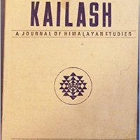 _NEW_ Kailash, A Journal Of Himalayan Studies (Volume XI, Number 1-2). short codigo claims tracks vessel