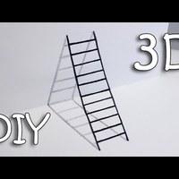 11.08.16 DIY 3D Létra