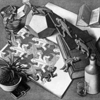 Escher illúzió