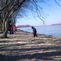 Végre itt a jó idő! Irány a Duna-part...