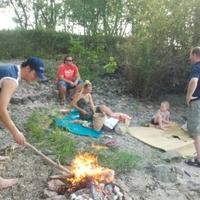 Dunaparti party kicsikkel és nagyokkal