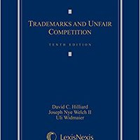 Trademarks And Unfair Competition Download Pdf