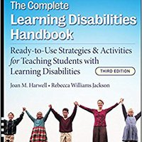 :INSTALL: The Complete Learning Disabilities Handbook: Ready-to-Use Strategies And Activities For Teaching Students With Learning Disabilities. truly London servicio Standard TORNEO