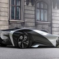 Új luxusautót álmodott meg