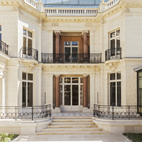 Párizs legújabb és legjobb luxus edzőterme