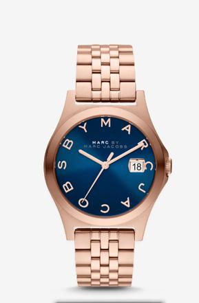 3e8310f9d2 MARC BY MARC JACOBS – új karóra márka 2014-ben - Óra világ