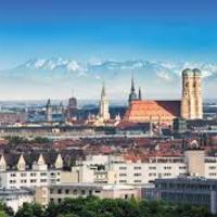 Városok - München
