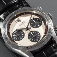 Paul Newman 4,6 milliárd forintos Rolex órája